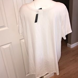 Lane Bryant Tops - Lane Bryant NFL Denver Broncos T-shirt – sz 26  4274f0cfb
